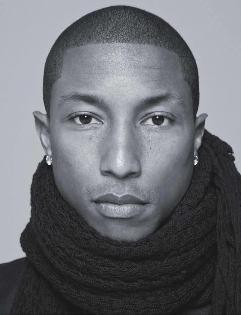 Pharrell Williams Talented Mensfashion Mensjewellery Urban