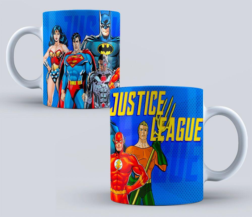 Heroes Justice League Taza De Cerámica Taza De Té Café Tv Regalo Wonder Woman Batman