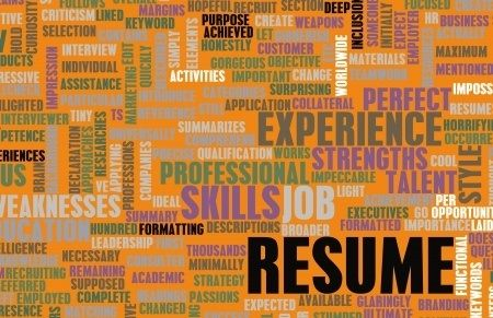 Resume have changed more in the last five years than the ten prior - declaration in resume