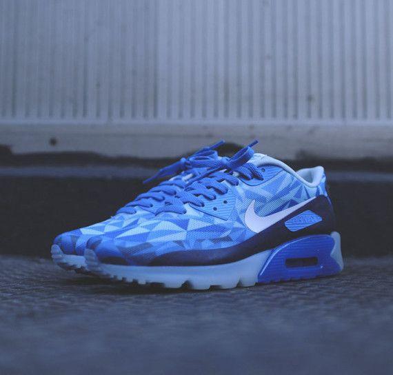 Nike Air Max 90 Glace Acheter Peine Bleu Maintenant confortable en ligne qualité supérieure prix d'usine eYL2mF