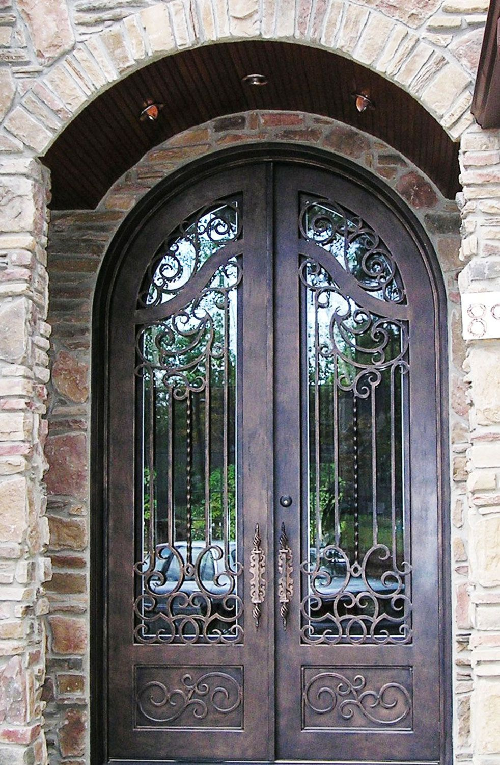 Wrought Iron Doors By Cantera Doors Leading Supplier Wrought Iron Doors Iron Doors Iron Entry Doors