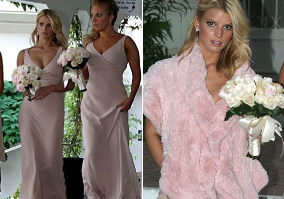 Jessica Simpson Bridesmaid | Jessica Simpson\'s Best Bridesmaid ...