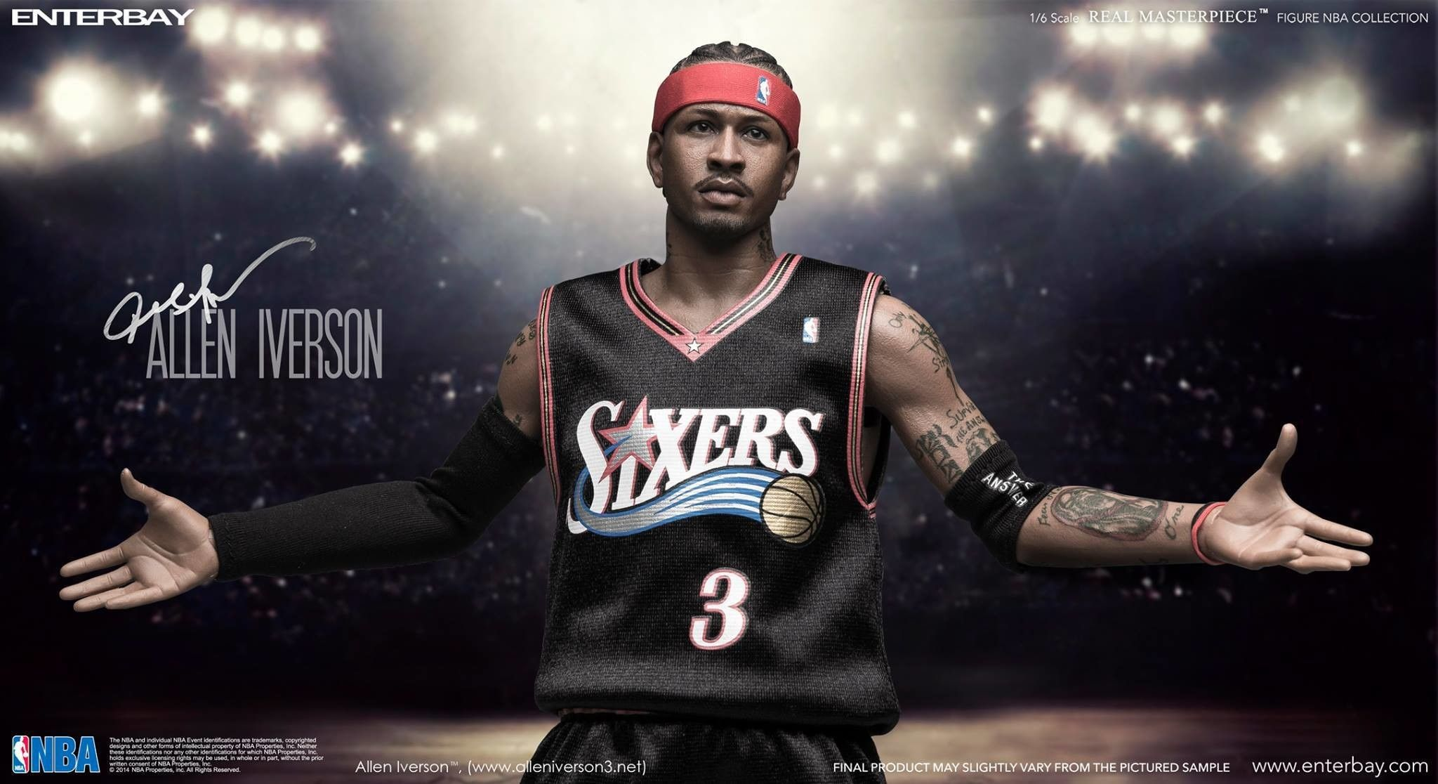 Awesome Allen Iverson Iphone Wallpaper