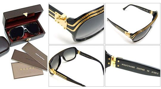 Trendy Louis Vuitton Sunglasses | Fashion Join | Men and Women ...