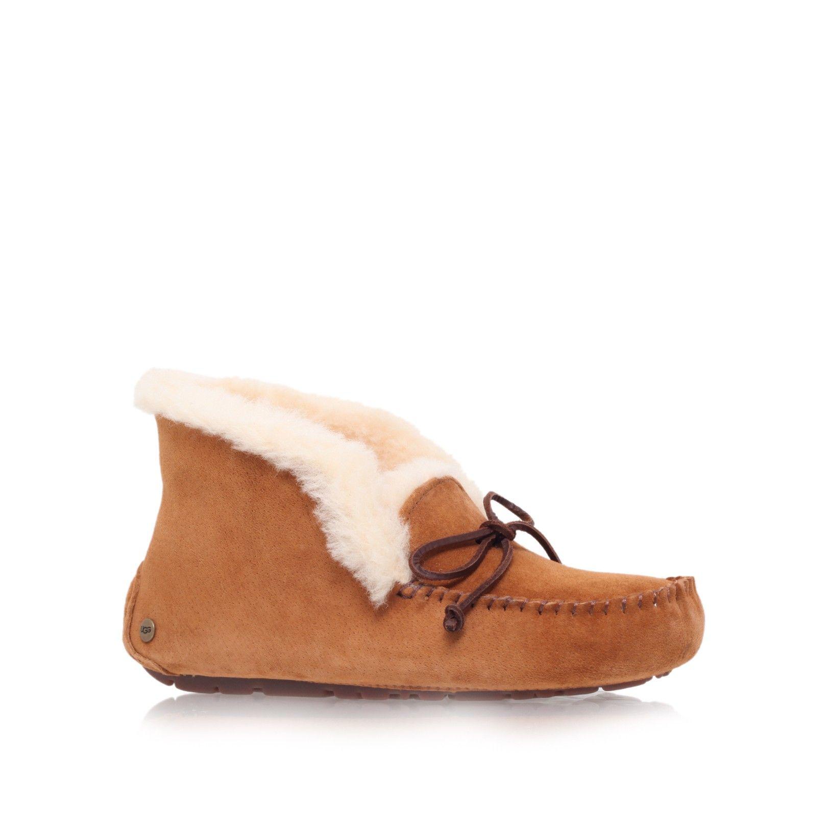 alena, tan shoe by ugg australia - women