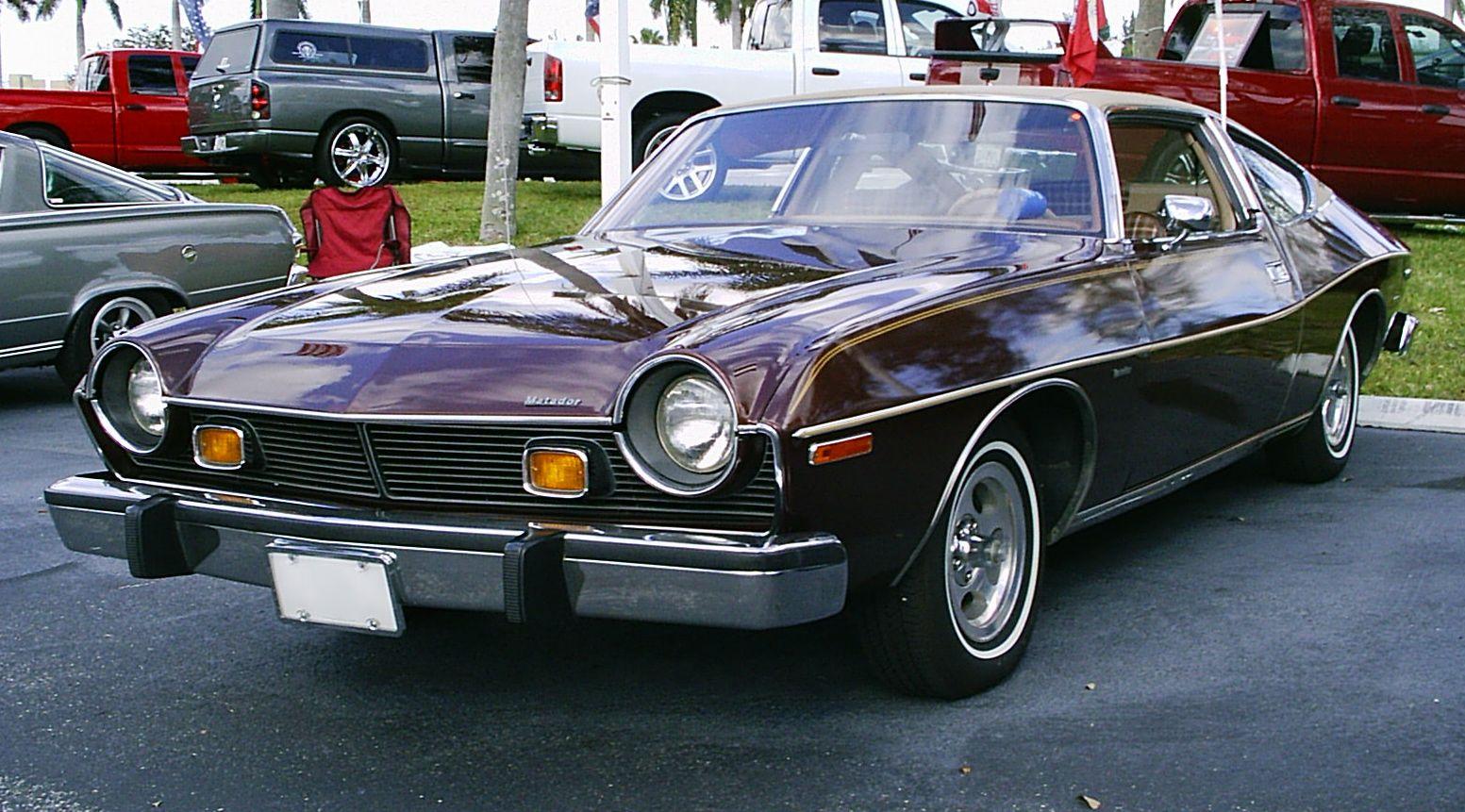 American motors corporation (amc) was an american automobile ...