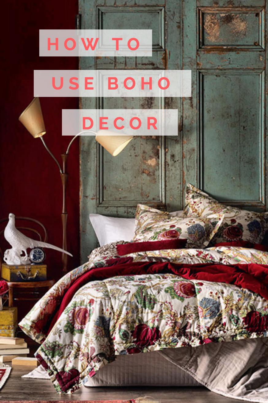Mastering the Art of Bohemian Interiors is part of Bohemian Home Accessories Colour - I can't tell you how often I find myself scouring the internet for interior design inspiration  It's become a bit of an obsession of mine lately, since I began the…