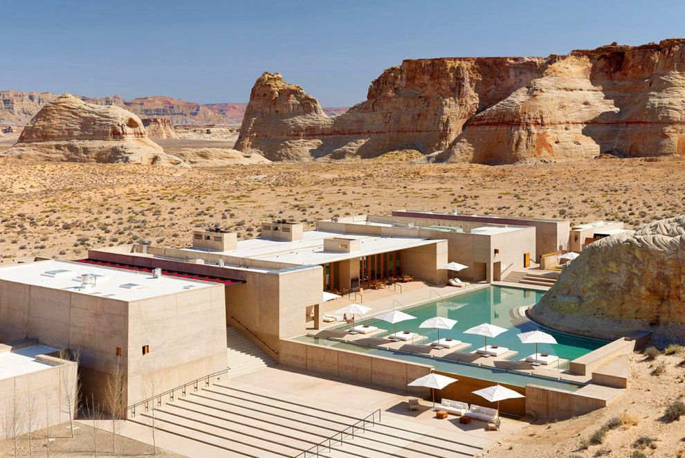 Amangiri Resort in Canyon Point, Utah | 22 Of The Most Secluded Hotels In The World