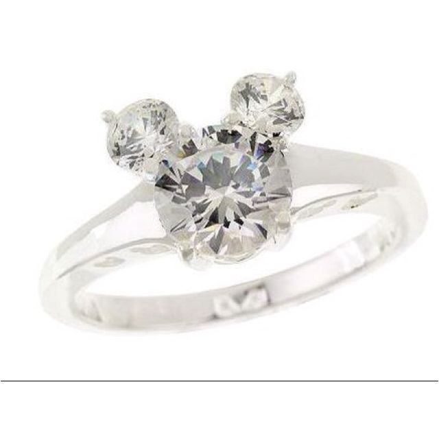 Fabulous DisneyInspired Wedding Rings Perfect for a Disney