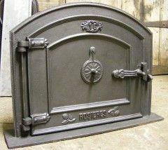 Attrayant Bread Oven Doors   Wells Reclamation