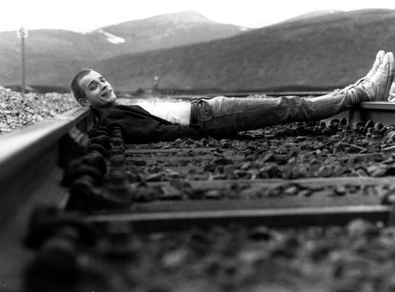 Choose life, Trainspotting