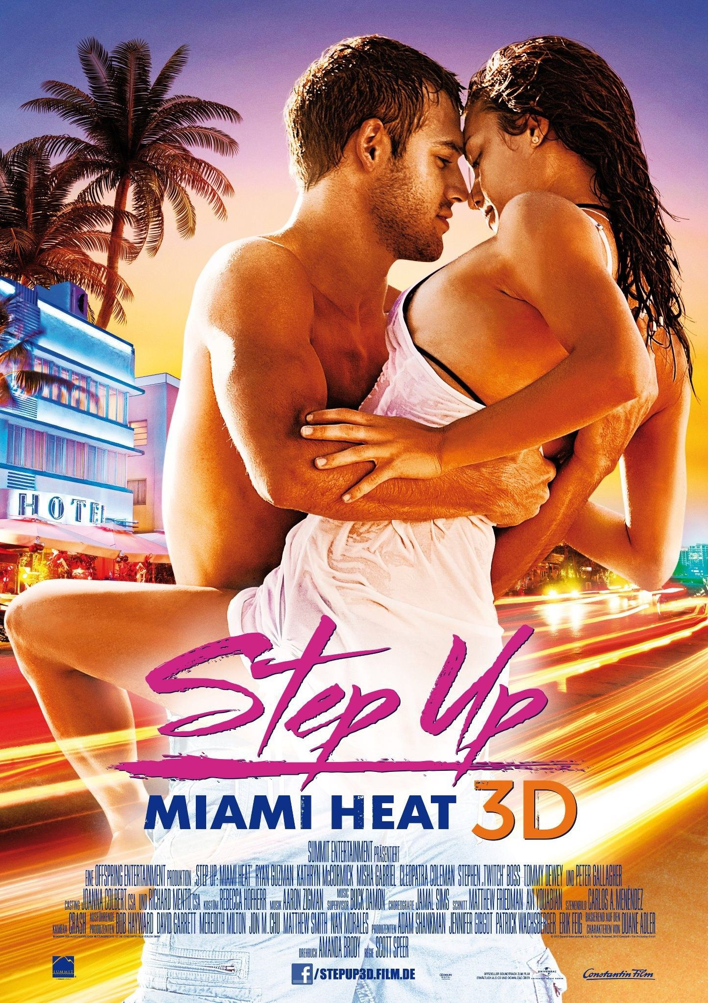 Step Up Revolution Photo Movie Poster Step Up Revolution Step Up Movies Miami Heat