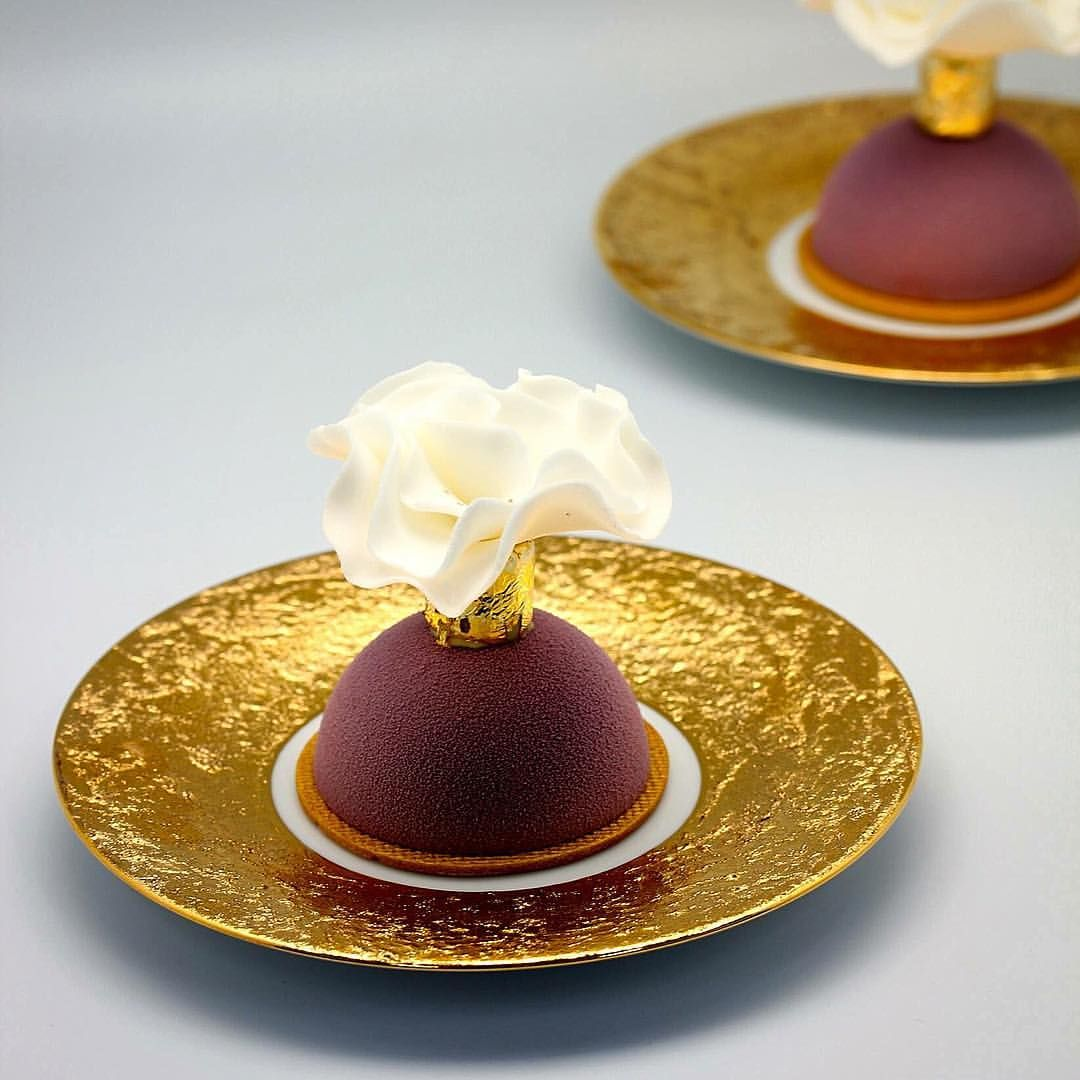 by Gregory Doyen | Gâteaux | Desserts, Baking, pastry
