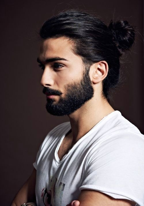 Men Long Hairstyles Updo Long Hair Styles Men Beard Styles For Men Man Bun Hairstyles