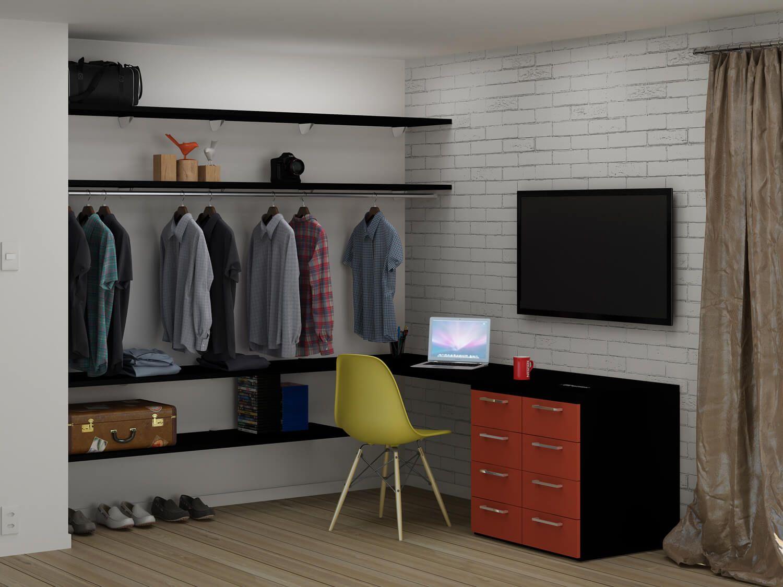 Closet Personalizável - Ref. 8074