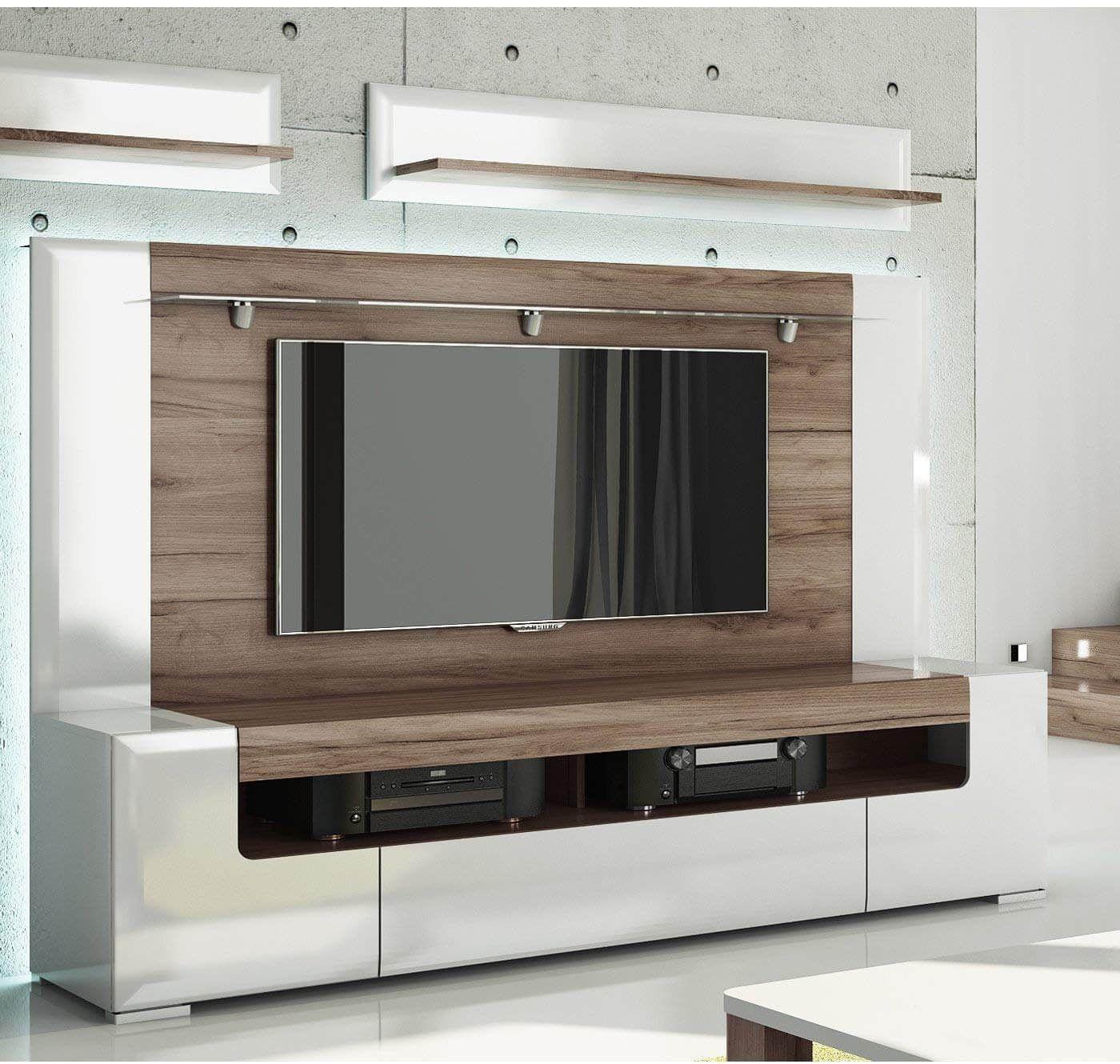 35 Modern Led Tv Wall Panel Designs For Your Living Room Li