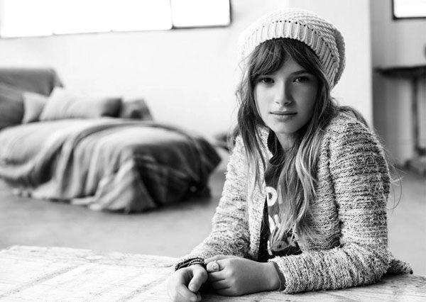 Agua Marina Blog: Zara Kids AW 2012-13 Campaign