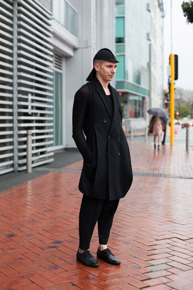 Danny Simmons Nzfw New Zealand Fashion Week Mens Street
