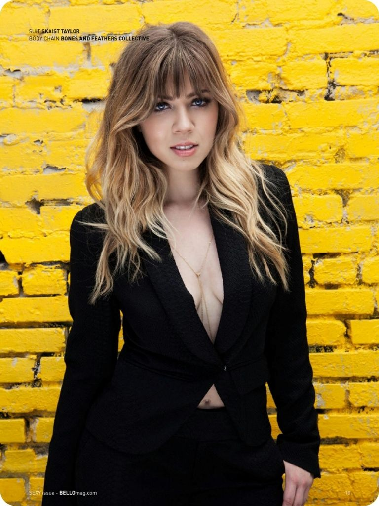 Jennette Mccurdy Getting Fucked jennette mccurdy - bello magazine, july 2015 : global