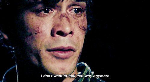 "Everything Bellarke on Twitter: ""Anyone who hates this man has no soul I swear. #The100 https://t.co/LWCnCRJoG6"""