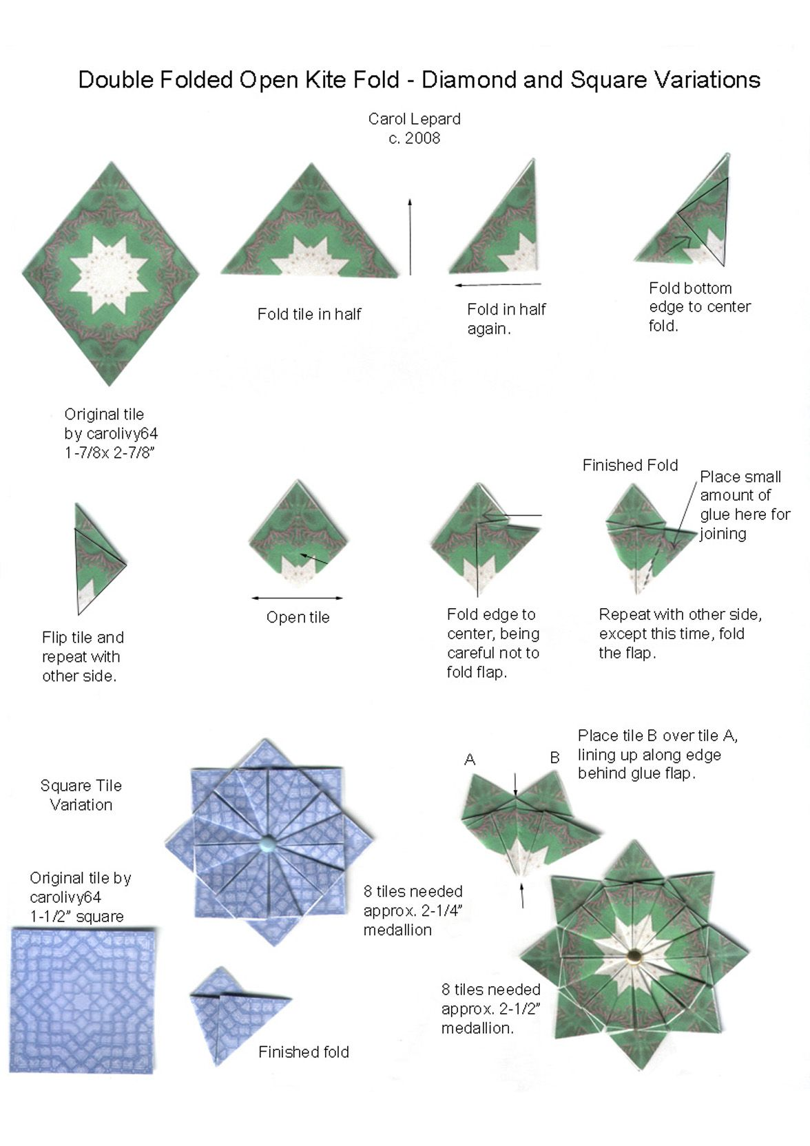 paper bag kite instructions