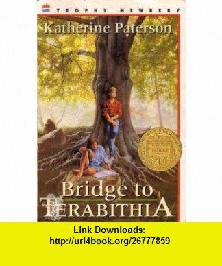 Bridge to Terabithia Trophy Newbery (046594005953-40184