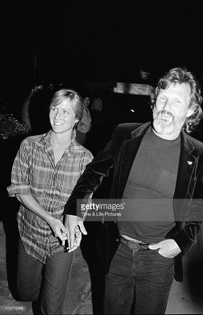 Kris Kristofferson ,Lisa Meyers | Getty Images