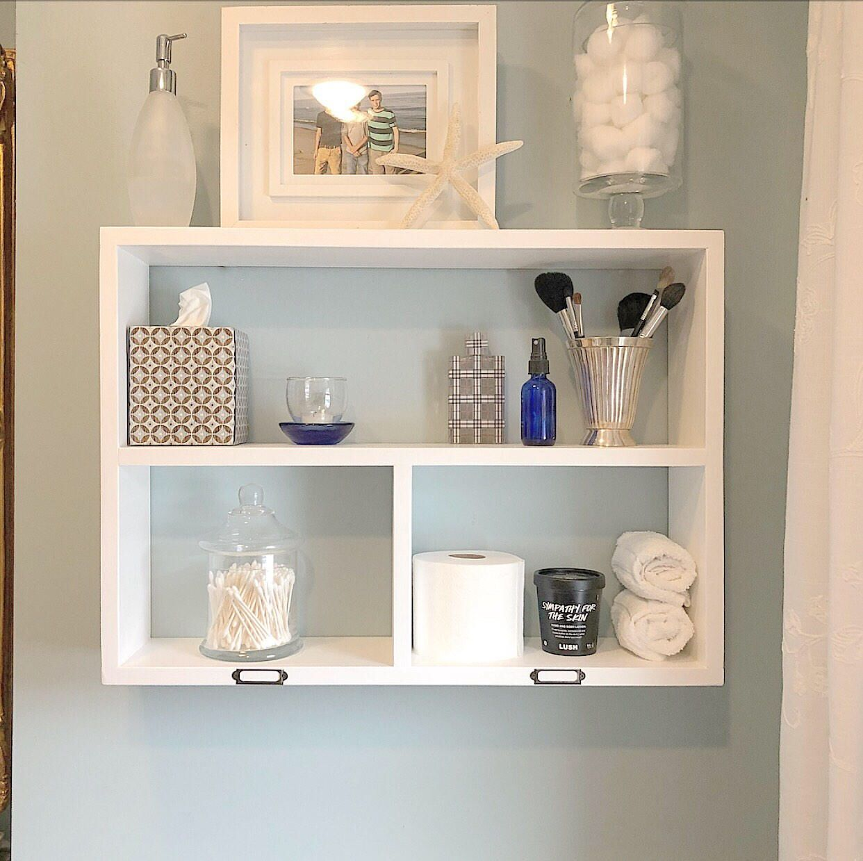 Bathroom Cabinet - Bedroom Shelf - Bathroom Shelf with Storage ...