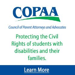 COPAA - Your Special Education Rights