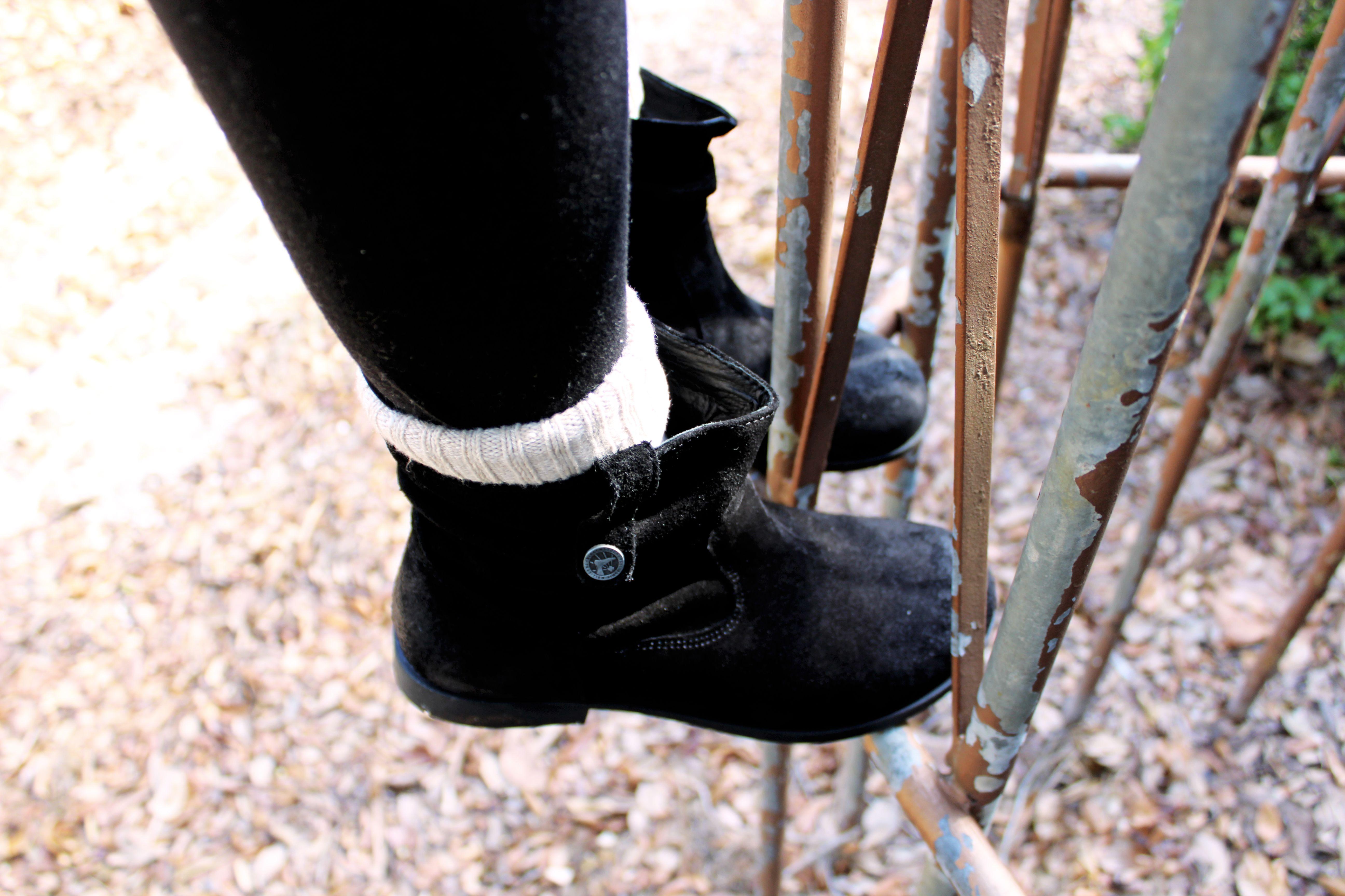 Birkenstock Sarnia | Suede ankle boots, Birkenstock, Black suede