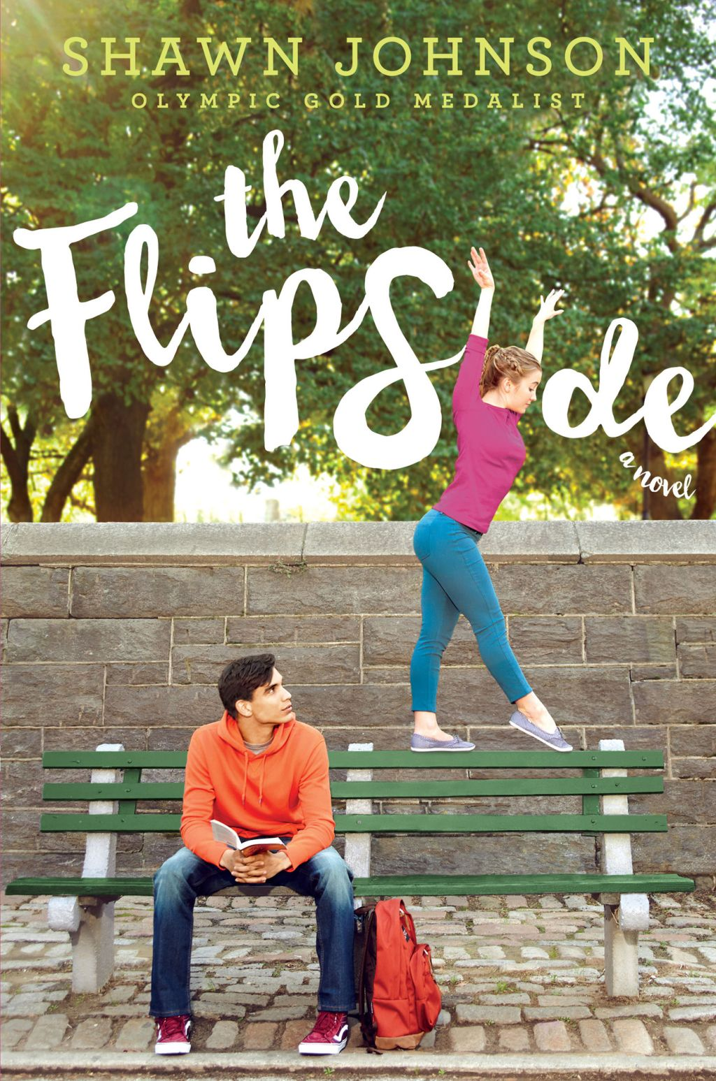 The Flip Side (eBook) Shawn johnson, Gymnastics books