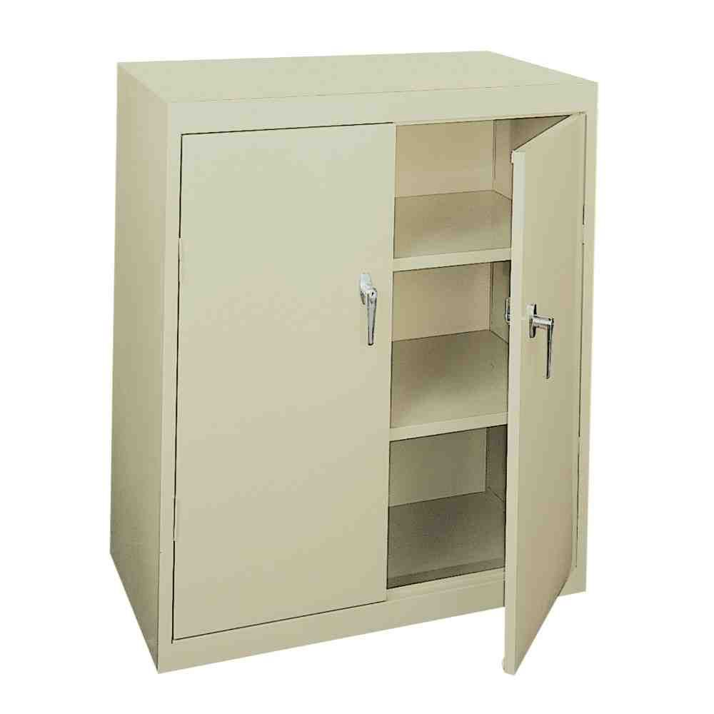 Metal Storage Cabinet With Lock Metal Storage Cabinets Wood Storage Cabinets Storage Cabinets