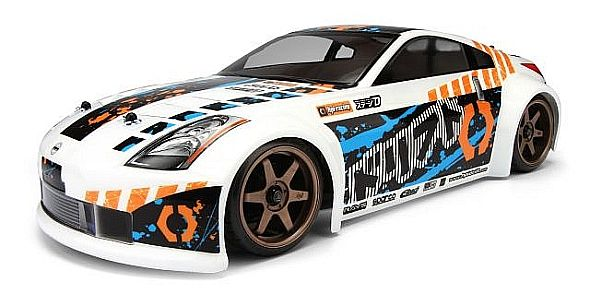Hpi Sprint Drift Rtr With Nissan Body Electric Rc