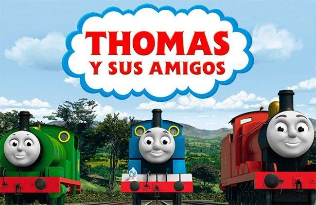 Thomas Y Sus Amigos ღ 1984 Thomas Y Sus Amigos Cumpleaños De Thomas El Tren Cumpleaños De Thomas