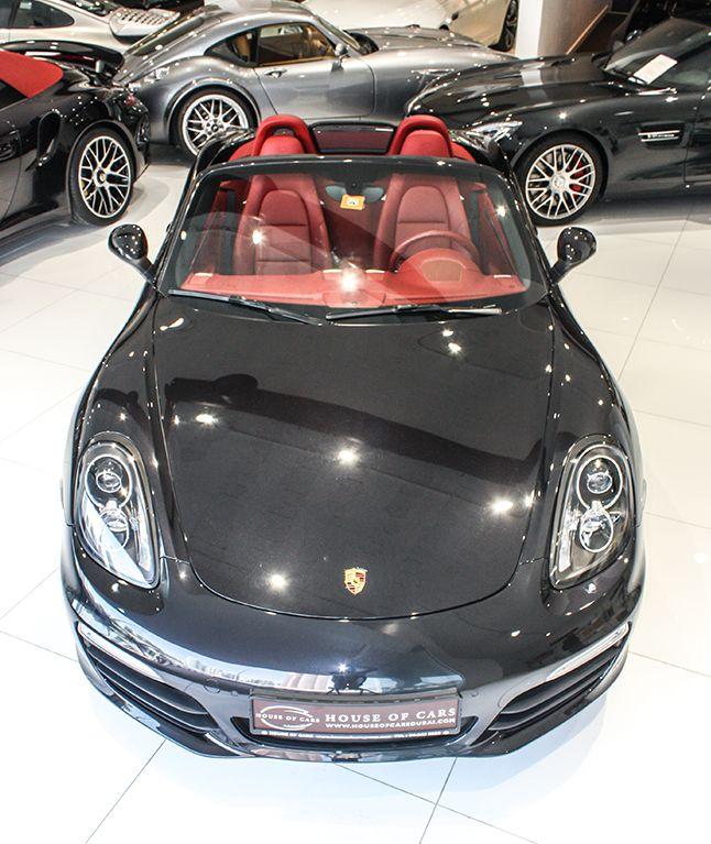 Porsche Boxster S 2014 | 17,000 KMS | PDK | Warranty | 229,95 AED ||| #cars #dubaicar #houseofcarsdubai #classiccar #porsche #hypercars #supercar #carforsale #luxurycars #indubai
