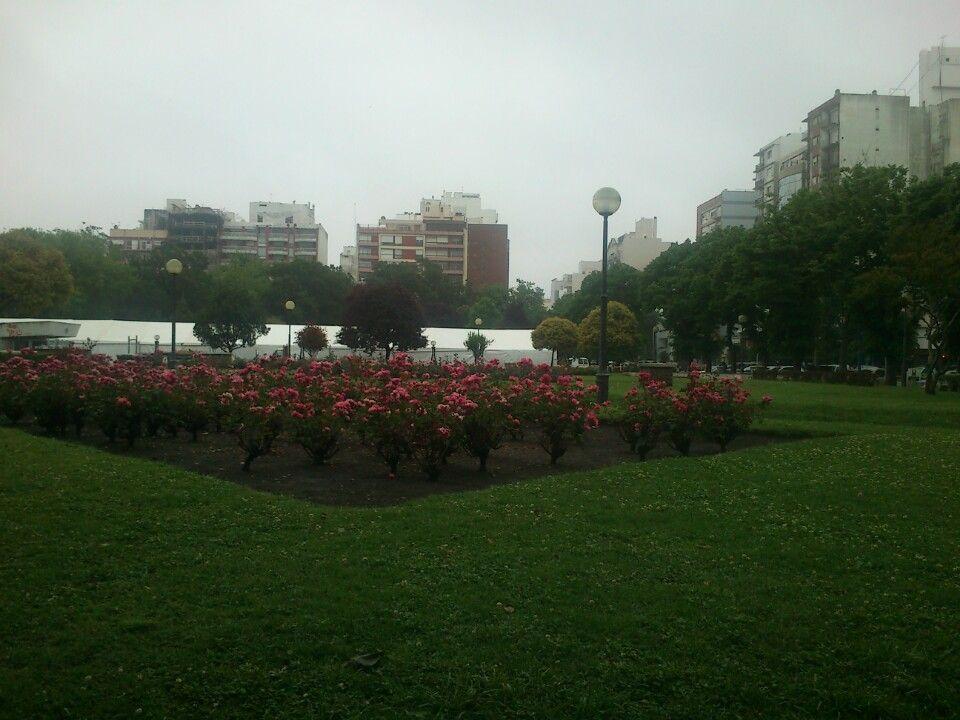 Plaza Bartolomé Mitre en Mar del Plata, Buenos Aires