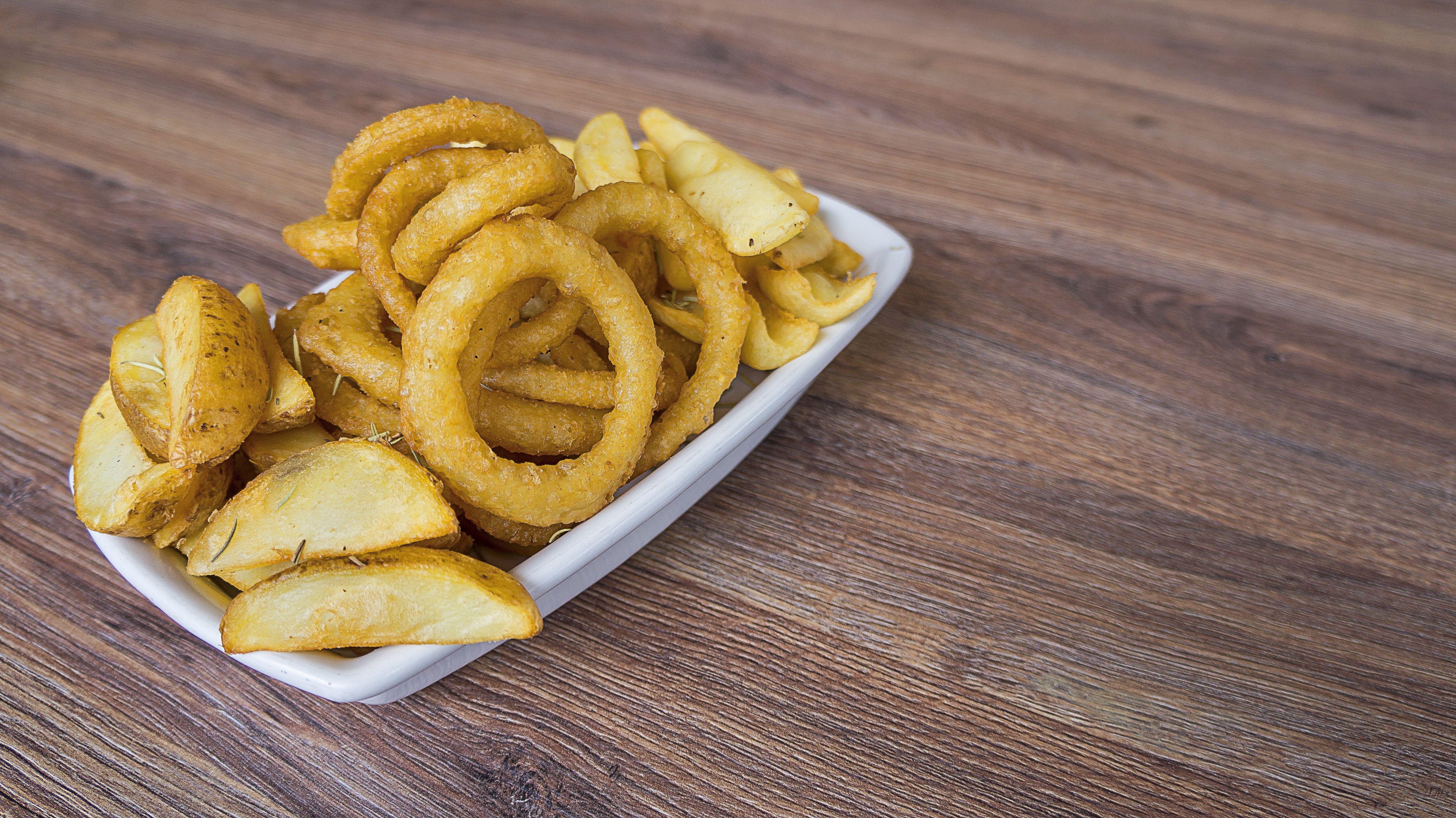 Air FryerHow to Cook Frozen Onion Rings Recipe Food