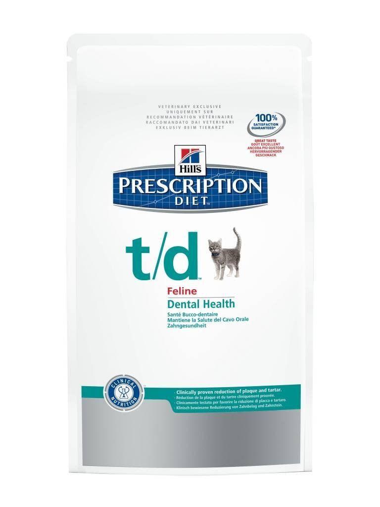 Hills prescription diet td feline 15kg more info