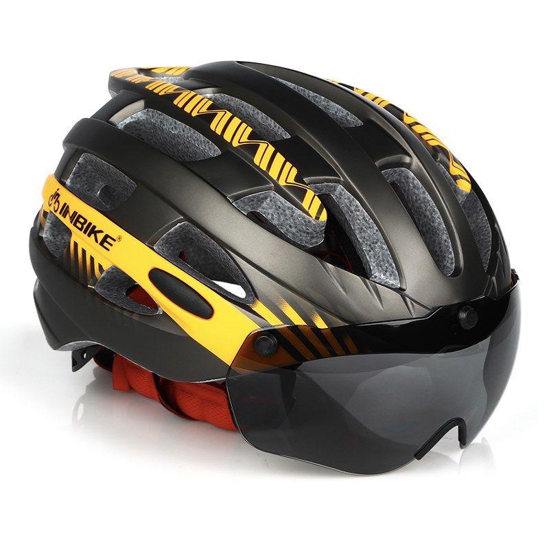Inbike Light Cycling Helmet Riding Cap Bike Ultralight Helmet