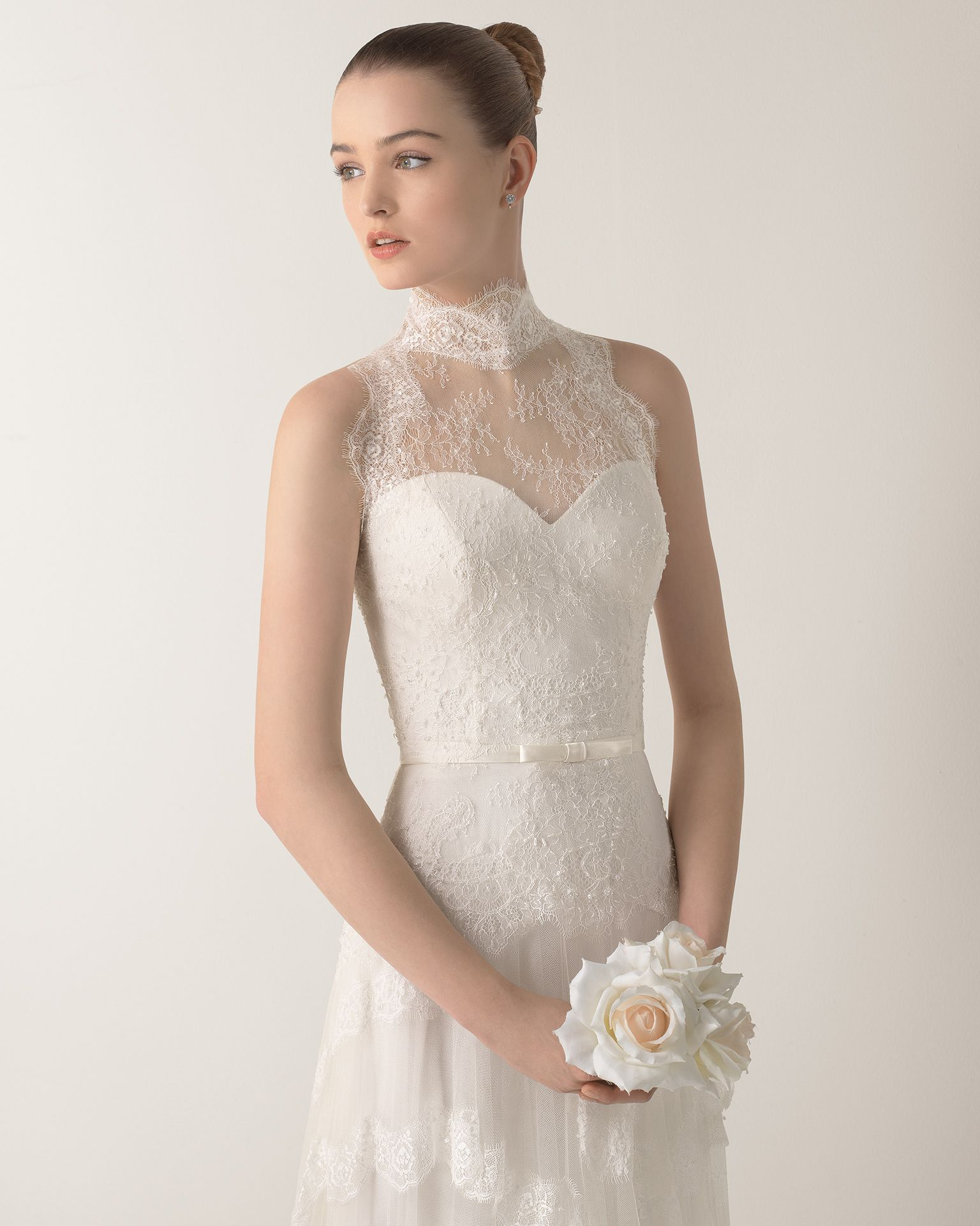 K instinto wedding dresses soft collection rosa clara