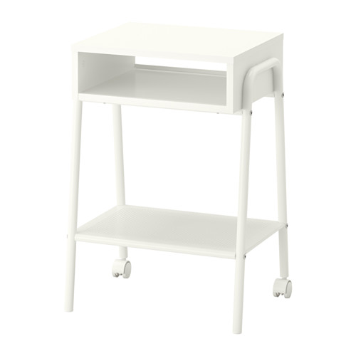 Setskog Table De Chevet Blanc Ikea Bedside Table Ikea Ikea Nightstand