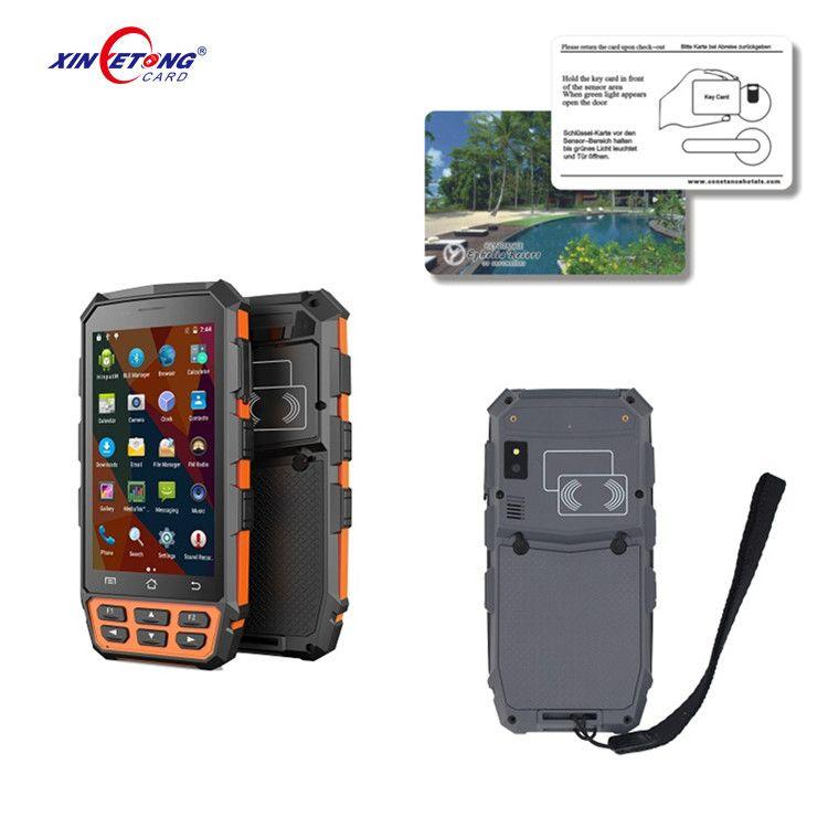 860-960MHZ Long Range UHF RFID Chip Card Writer and Reader