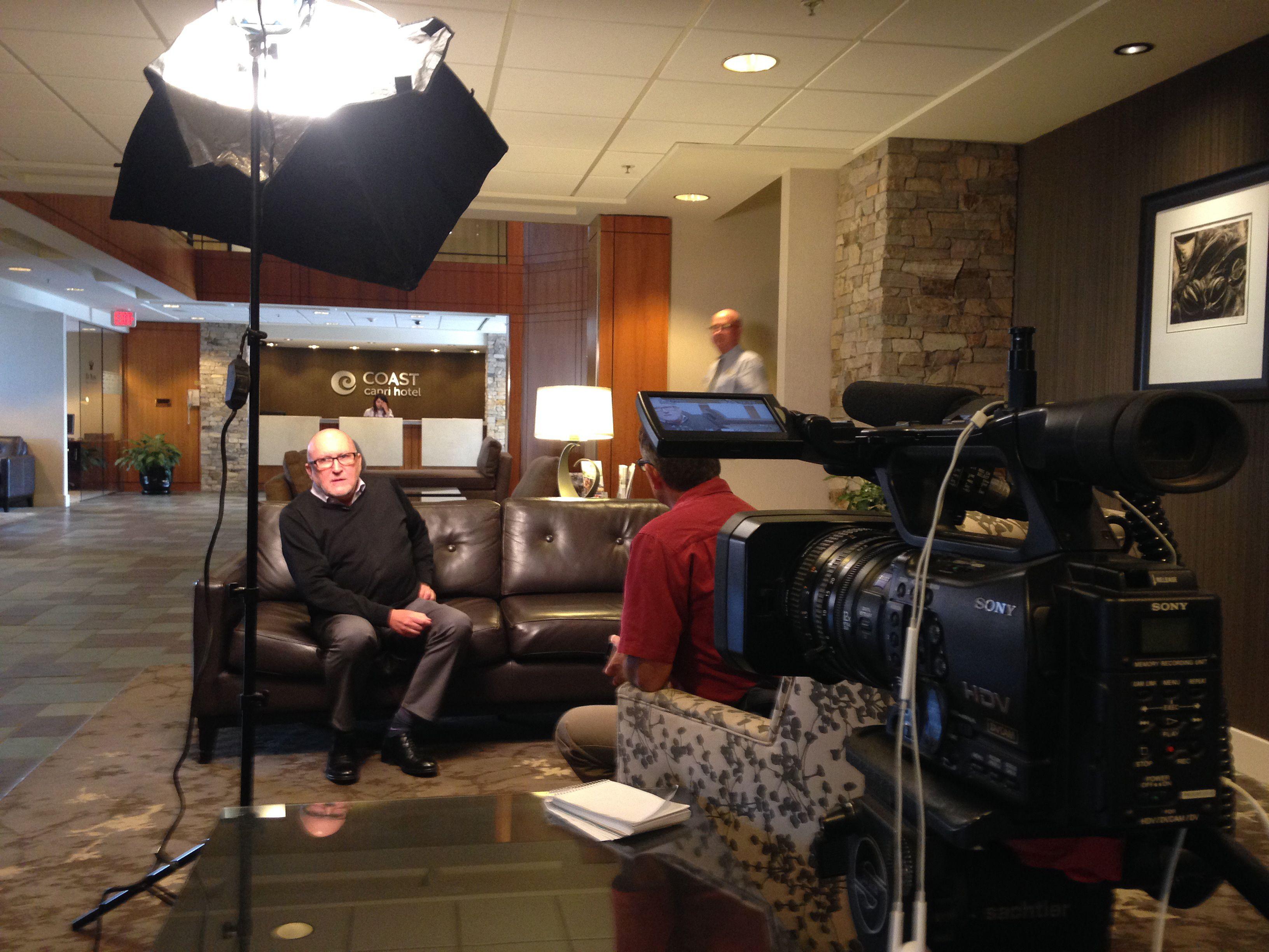 CTV News Vancouver interview  British Columbia, Canada  #ctv