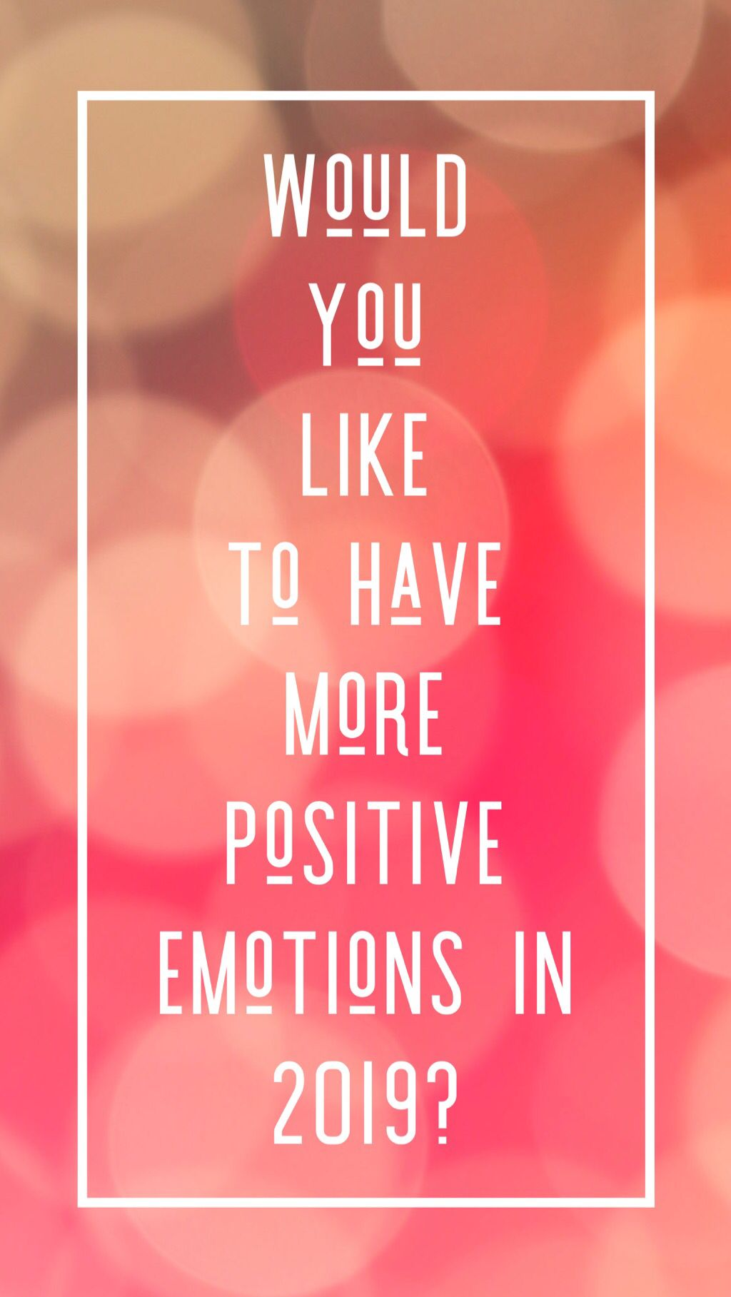 New Year online course. Positive psychology Positive