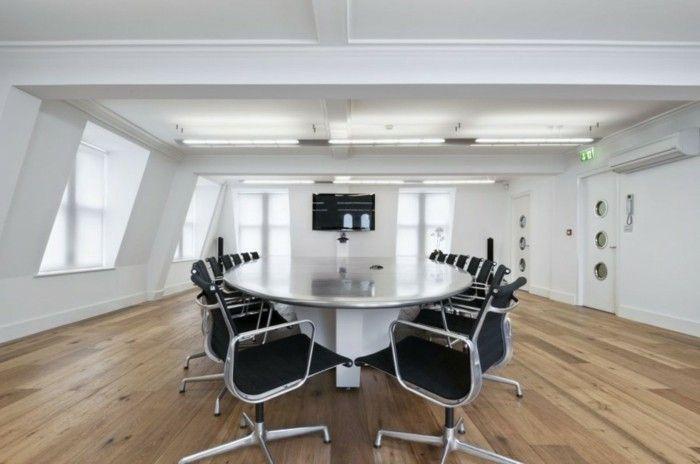 Konferenztische interieur gestalten büromöbel