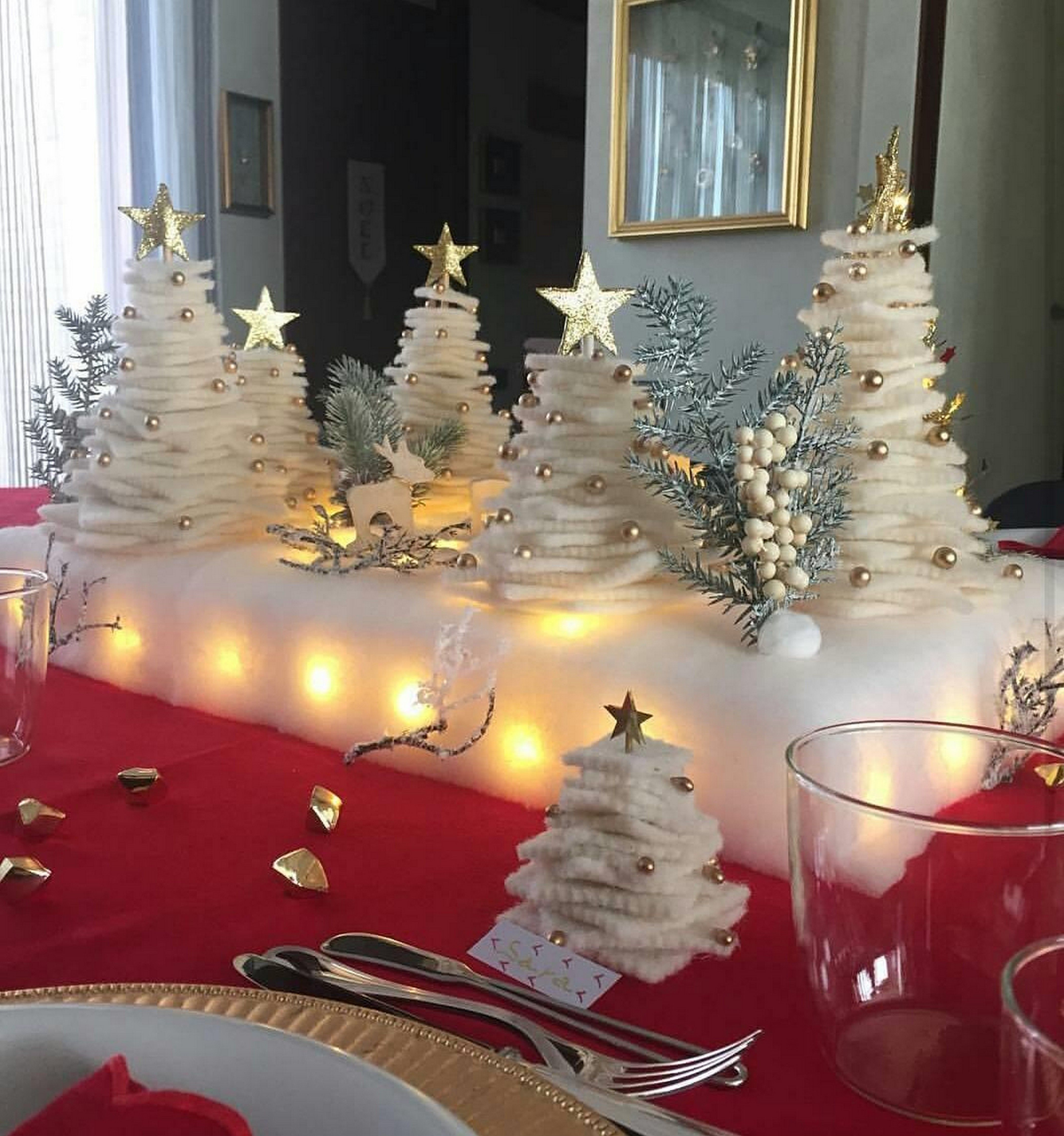 lighting led christmas pin of flocked with and silver inc pathfinder pihakis elegant modern white group decorations by tree the rachel decor clear