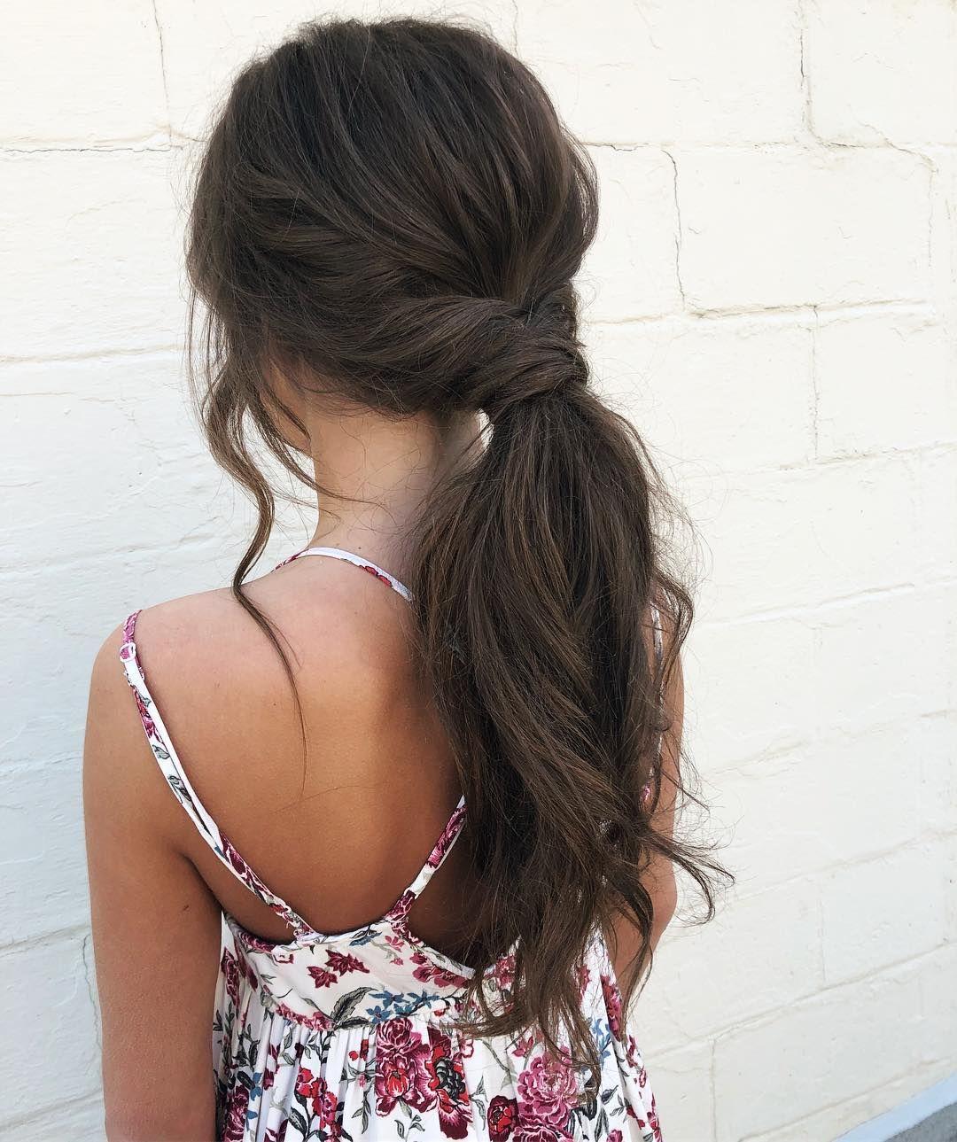 Ponytail hairstyle weddinghair hairstyle halfup wedding hairdos