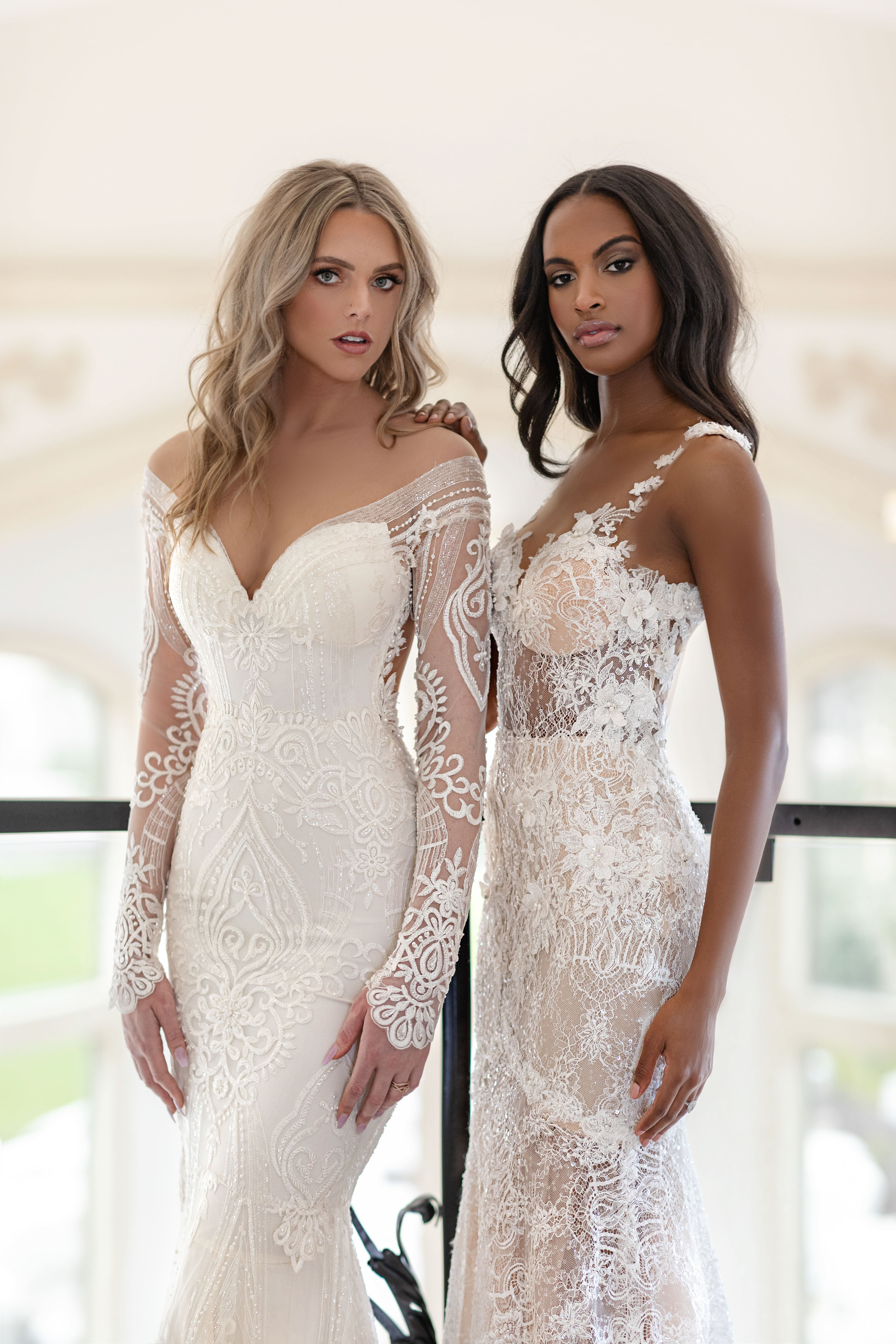 The Knotting Hill Collection by Naama & Anat Haute Couture is a ...