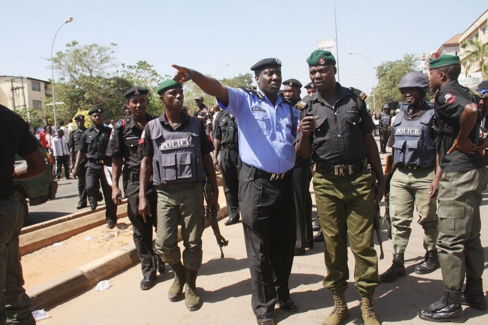 Police warns IPOB against disruptive acts on Buhari's visit to