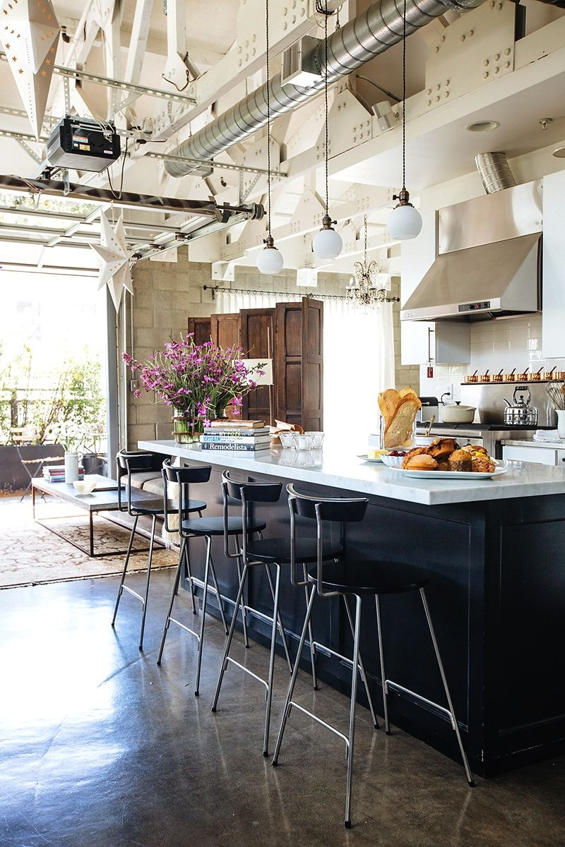12 awesome industrial kitchen decor designs for your urban